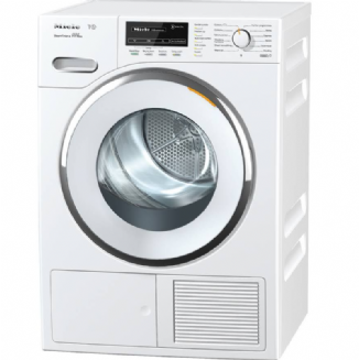 MIELE TMG840 WP T1 | Heat-pump tumble dryer | FragranceDos | SteamFinish